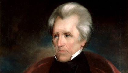 Andrew Jackson, America's Original Anti-Establishment Candidate