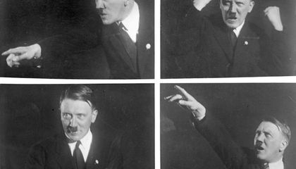 Hitler Created a Fictional Persona To Recast Himself as Germany's Savior