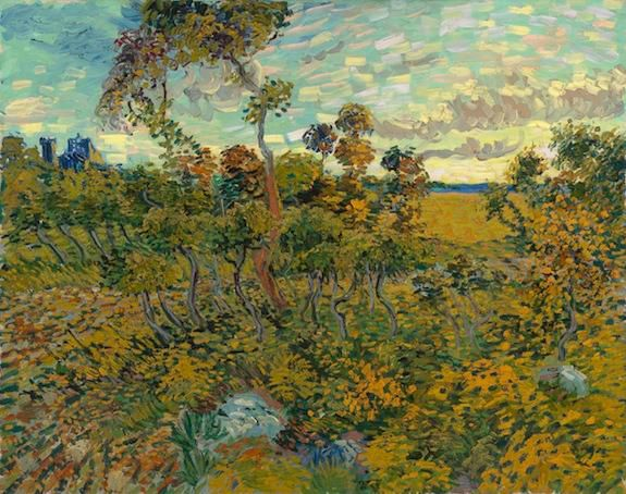 here s how researchers determined a long lost van gogh painting is