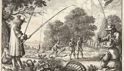This Obscure Fishing Book is One of the Most Reprinted English Books Ever