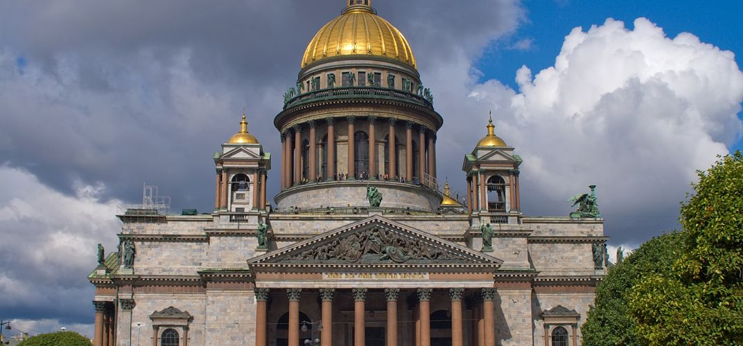 St. Isaac's Cathedral, St. Petersburg