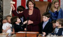 This Historic Gavel Hammers Home the Achievements of Nancy Pelosi… and the United States