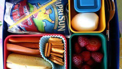 Ban the Bag: Should Kids Be Forbidden From Bringing Lunch to School?