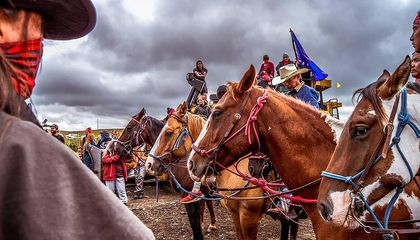 Dakota Access Pipeline Protests Are Over, For Now