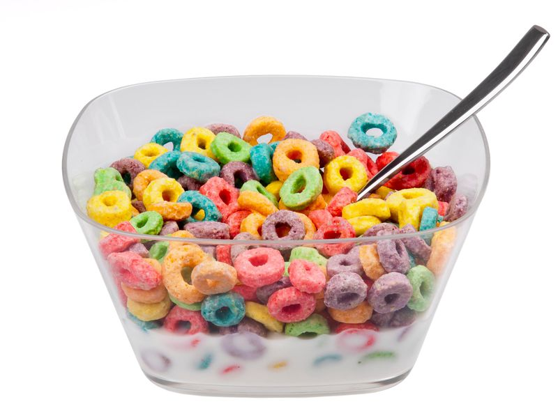 the first breakfast cereal granula had to be soaked before being