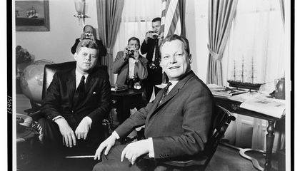 Where the Myth of JFK's  'Jelly Donut' Mistake Came From