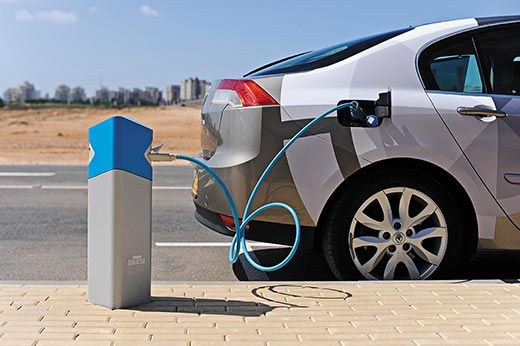 Charging Ahead With A New Electric Car Science Smithsonian