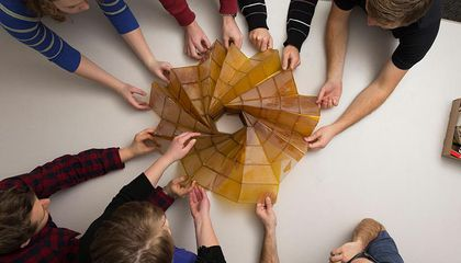 There's an Origami Revolution in Industrial Design