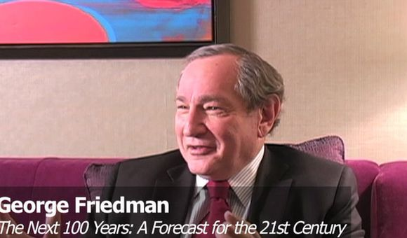 Preview thumbnail for video'Q & A: George Friedman