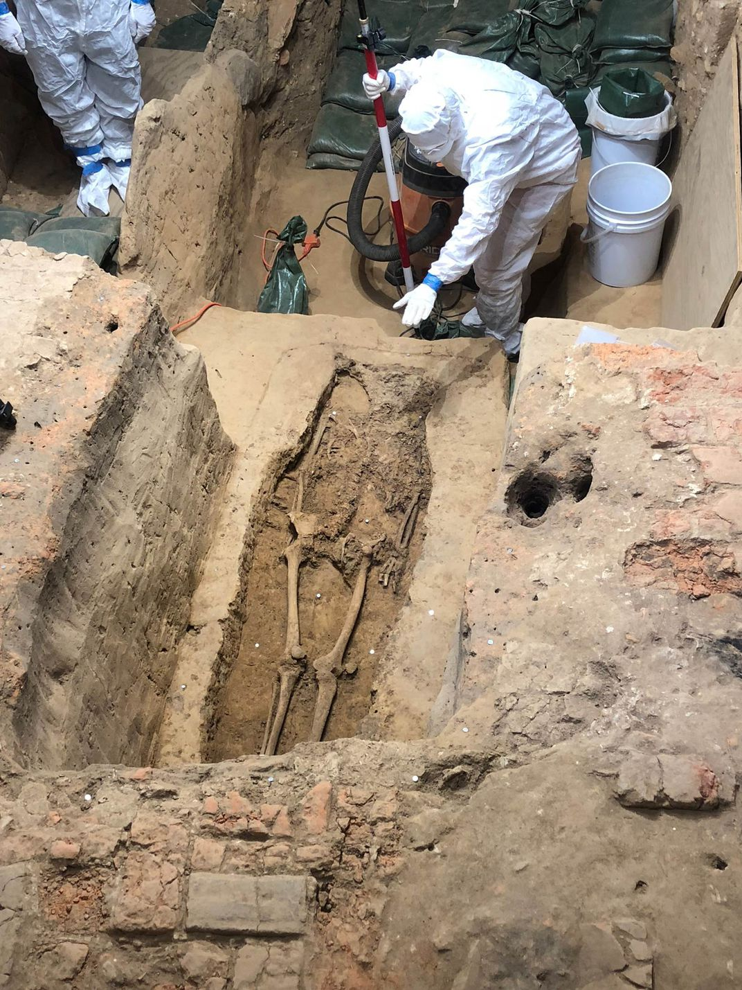 A Jamestown Skeleton is Unearthed, but Only Time—and Science