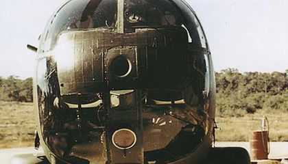 Air America's Black Helicopter | Military Aviation | Air & Space