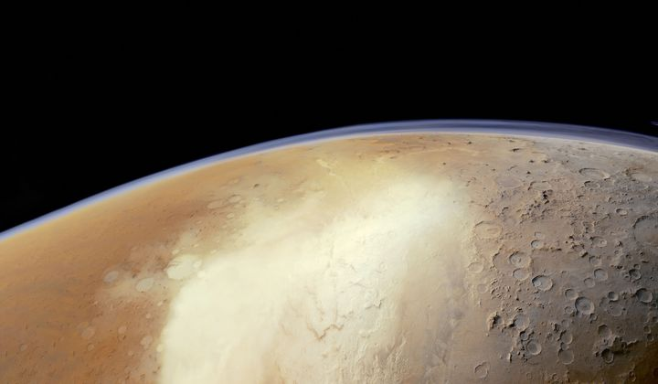This Summer, Three Countries Head Off to Mars