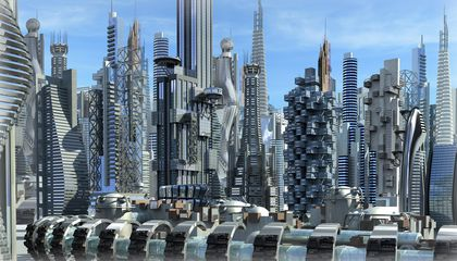 What Will the Automated City of the Future Look Like?