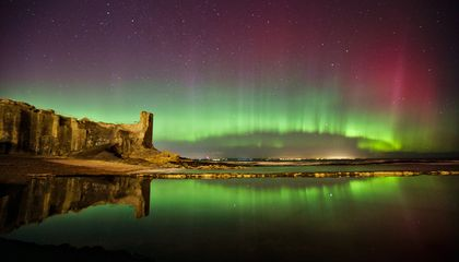 With Breathtaking Pictures, Citizen Scientists Help Map Auroras