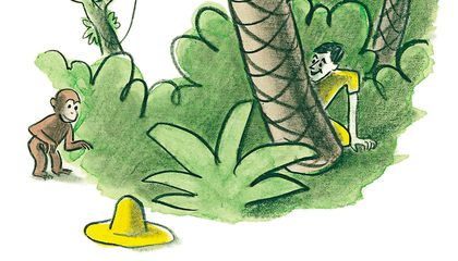 When Curious George Made a Daring Escape From the Nazis