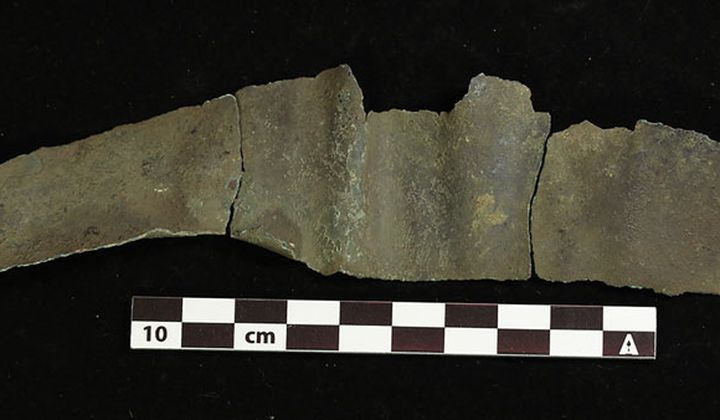 Grave Tells Tale on Early Humans in North America