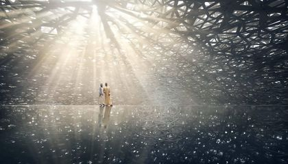 Step Inside the Louvre Abu Dhabi
