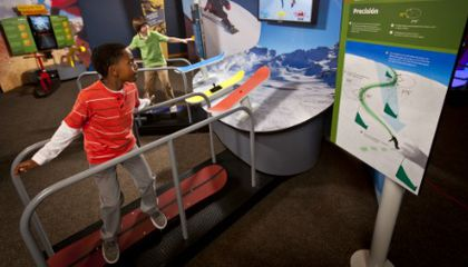 How Can You Use a Snowboard to Make an Acute Angle?