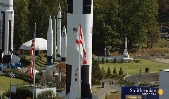 Preview thumbnail for video'How Alabama Became Home to 'Rocket City'