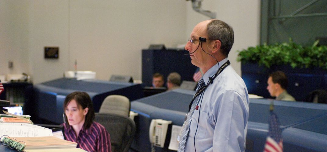 Caption: What It Takes to Be a NASA Flight Director