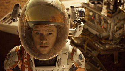 "The Secret of ""The Martian"" Success? Scientific Peer Review"