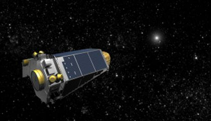 Kepler Briefly Crippled blog image