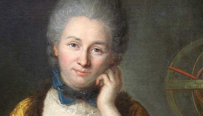 Five Things to Know About French Enlightenment Genius Émilie du Châtelet