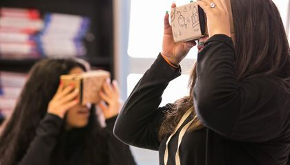 Image: How can schools use virtual reality?