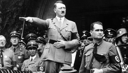 Will We Ever Know Why Nazi Leader Rudolf Hess Flew to Scotland in the Middle of World War II?
