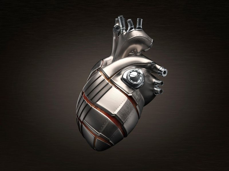 Smithsonian Magazine Highlights the History of the Total ... |Prosthetic Heart