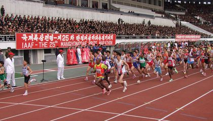 Want to Run a Marathon in North Korea? Here's Your Chance