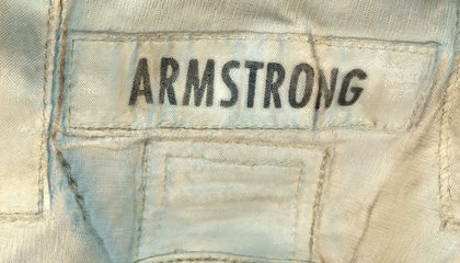 Armstrong name patch