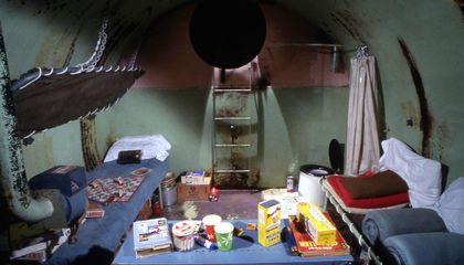 Dig Into the Nuclear Era's Homegrown Fallout Shelters