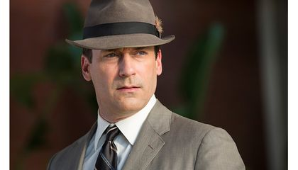 "Don Draper's Gray Suit and Fedora Are Among ""Mad Men Props"" Donated to the Smithsonian"