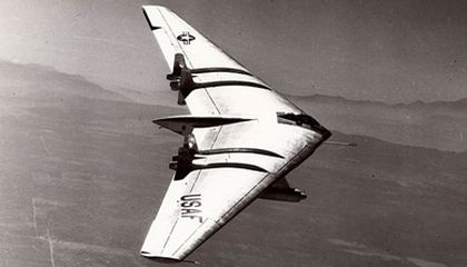 "Are any of Northrop's ""flying wings"" from the 1940s still around?"