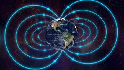 Earth's Magnetic Field Could Take Longer to Flip Than Previously Thought