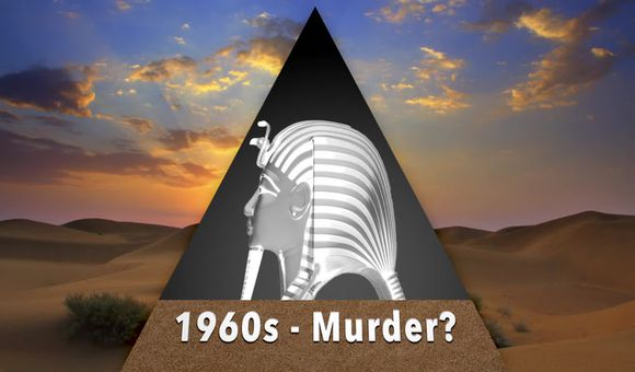 Preview thumbnail for video'Ask Smithsonian: How Did King Tut Die?