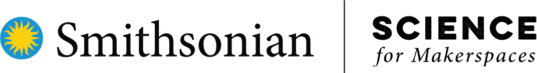 Logo for Smithsonian Science for Makerspaces
