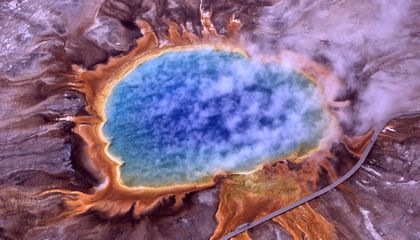 Five Things to Know About the Yellowstone Supervolcano