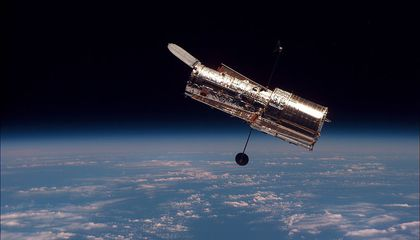 Anyone Need a Hubble Telescope?