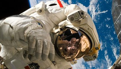 Does Deep Space Travel Cause Alzheimer's?