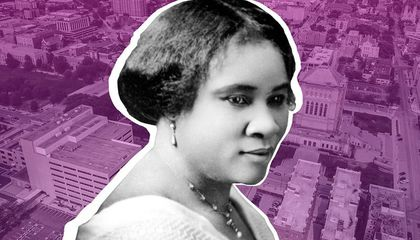 A Tour of Beauty Industry Pioneer Madam C.J. Walker's Indianapolis