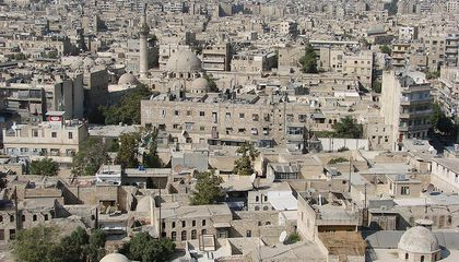 UNESCO-Listed Medieval Souk in Syria Burned, Bombed