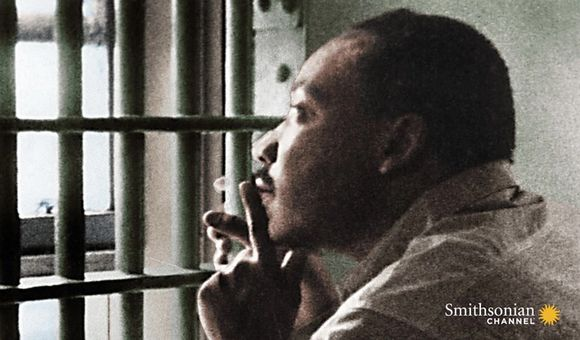 Preview thumbnail for video'The March That Led to MLK's Arrest and Famous Letter