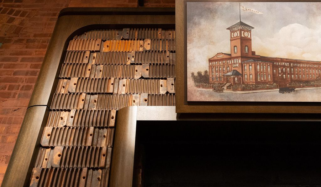 Owners converted 1,750 square feet of the J.C. Newman Cigar Company into a history museum.