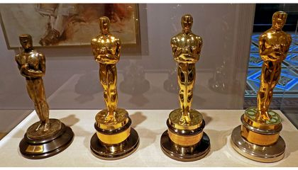 The Oscars Are Held in a Mall