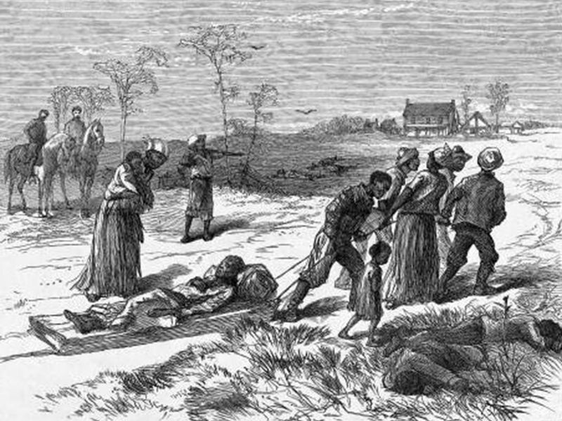 The 1873 Colfax Massacre Crippled the Reconstruction Era ...