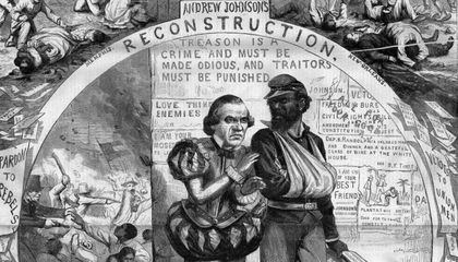 The Political Cartoon That Explains the Battle Over Reconstruction