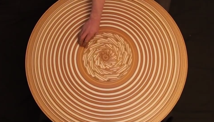 15 Minutes of Wet Clay Has Never Been More Hypnotic