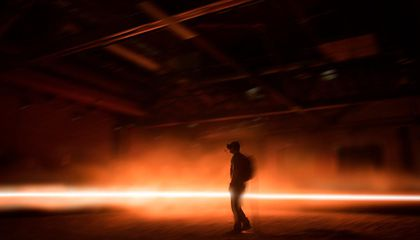 VR Installation of Crossing U.S.-Mexico Border Comes to Nation's Capital
